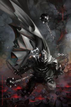 Batman by Daniel Chavez