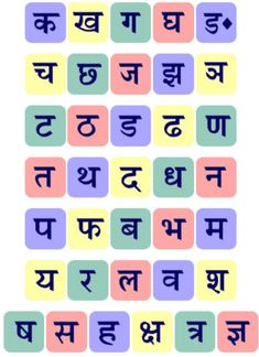 For kids learning Hindi Letter Flashcards, Printable Alphabet Worksheets, Alphabet Charts, Alphabet Tracing, Lkg Worksheets, Hindi Worksheets, Letters For Kids, Alphabet For Kids, Alphabet Sounds Song