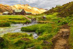 Landmannalugar, Iceland by Itay Sisso