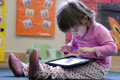 should children play with the #ipad - article in german online