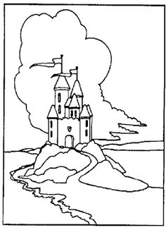 castles_20 castles coloring pages for teens and adults coloring pages for adults pinterest castles coloring books and patterns - Castle Knights Coloring Pages