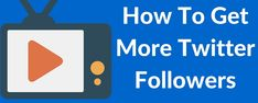 How To Enlarge Twitter Followers?  #Infographic  #Fintech #DigitalMarketing #MakeYourOwnLane #InboundMarketing #Martech #Analytics #CX #Mpgvip #IoT #IoE #ContentMarketing #Marketing #Content #GrowthHacking #SEO #SMM #Tech #Defstar5 #Video #Business #Chatbots Inbound Marketing, Content Marketing, Digital Marketing, Twitter Followers, Competitor Analysis, User Profile, Seo, Infographic, How To Get