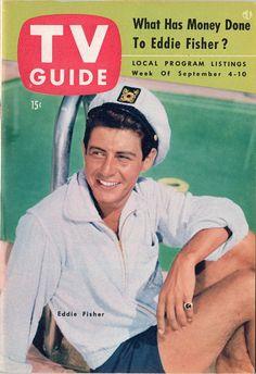Eddie Fisher  September 4-10 1954