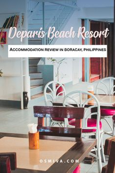 The Deparis Beach Resort Review: Great Accommodation in Boracay Station 2. Our stay at the Deparis Beach Resort. Why You'll Love Staying at the Resort #boracay #boracayphilippines #boracayhotel #boracayaccommodation #philippines #budgetfriendlyaccommodation #wheretostayinboracay Boracay Hotels, Luang Prabang, Laos, Boracay Philippines, Philippines Travel, Hospital Health, Travel Reviews, Asia Travel
