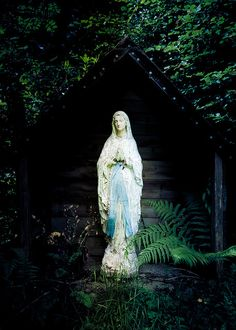 """When i find myself in times of trouble, Mother Mary comes to me, speaking words of wisdom: let it be."""