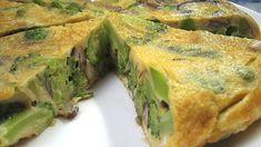 ブロッコリーのトルティージャ(スペイン風オムレツ) スペイン料理簡単レシピ集