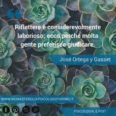 Josè Ortega y Gasset Aforisma