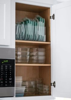 Home Interior Decoration A Mix of Min shares tips on organizing your kitchen with products from The Container Store. Interior Decoration A Mix of Min shares tips on organizing your kitchen with products from The Container Store.