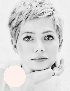 Want to get a abbreviate crew that acceptable for your face shape? Here we accept angled up the best images of Top Abbreviate Haircuts for Round Faces that you may demand to try! Related PostsBest Short Layered HaircutsShort Curly Hairdo for Round Faces