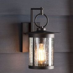 Found it at Joss & Main - Kangley 1-Light Outdoor Wall Lantern