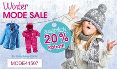 Der Winter kommt sicherlich noch. Deswegen kommt der Winter Mode Sale von Babymarkt gerade richtig. Sieh Dir hier an, was Du alles sparen kannst! http://schlappilie.de/babymarkt-winter-mode-sale/