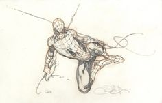 Spider-Man, Art by Simone Bianchi