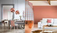 Colorfutures kleurtrend 2015: #Copper Orange / #Koper