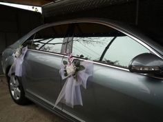 wedding car decoration #17
