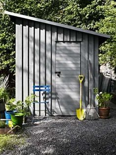 Great tool, garden shed!