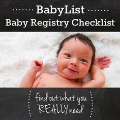 Find out what you really need on your baby registry, not just what stores want to sell you.