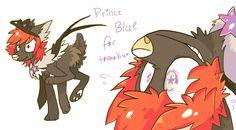 .:LupisVulpes:. -*Prince*Blue*for*Tomoku*-