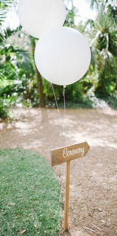 Wedding ceremony idea; Photo: Shea Christine Photography