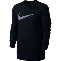 8661277d509c Nike Icon Tee ($24) ❤ liked on Polyvore featuring men's fashion, men's  clothing