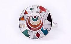 Joyas de plata hechas a mano en el Perú.  Sitio Web: www.inkaikos.com