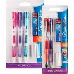 Paper Mate Mechanical Pencils Walmart - Bing Images