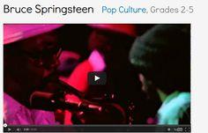 Bruce Springsteen Pop Culture / Wonderville