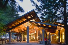 North Cascades Institute by Laura Swimmer