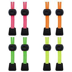 Packung elastische Schnürsenkel mit Schnellverschluss, für Laufen/Triathlon THE NEON PACK - http://on-line-kaufen.de/neo-15/the-neon-pack-packung-elastische-schnuersenkel