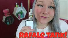 Rafale Tank by UWell + Giveaway! | TiaVapes