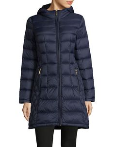 Brands | Coats | Essential Long Packable Down Jacket | Hudson's Bay