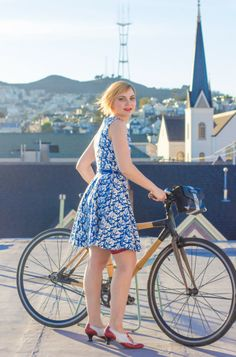 Interview with Melissa of Bike Pretty