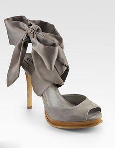 d7d427c3417c Diane Von Furstenberg Suede Shoes