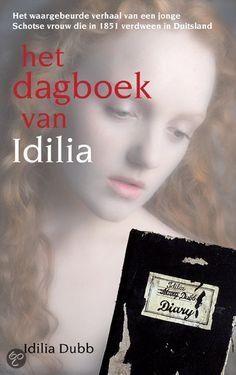 HET DAGBOEK VAN IDILIA - Idilia Dubb - 9789049951245 - € 16,95. Het waargebeurde verhaal van een jonge schotse vrouw die in 1851 verdween in Duitsland. Het dagboek van Idilia werd tegen het eind van de negentiende eeuw bewerkt door haar vriendin Genevieve Hill, die het wilde uitgeven. Dat werd tegengehouden door Idilia's ouders, die een schandaal vreesden. De papieren raakten in de vergetelheid totdat ze in 1995 werden...... BESTELLEN BIJ TOPBOOKS OF VERDER LEZEN? KLIK OP BOVENSTAANDE FOTO!