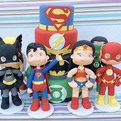 Resultado de imagen para super heroes en pasta flexible