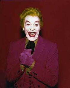 Cesar Romero as The Joker, Batman TV Series 1966-68 it's here http://www.ebay.com/itm/281103902574?...