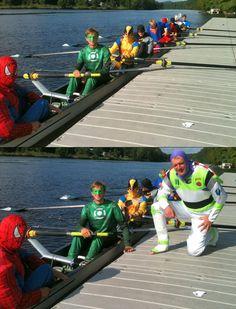 Rowing Humor