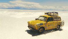 S trabantem kolem světa Where To Go, Monster Trucks, Photographs, Film, People, Travel, Ideas, Movie, Voyage
