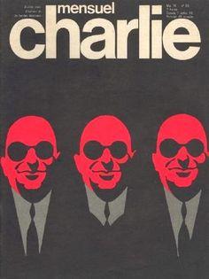 French magazine Charlie Mensuel