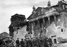 Вторая мировая война — 1939–1945