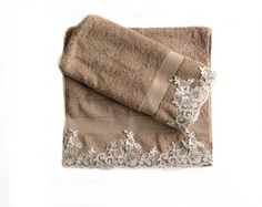 Check out Decorative hand towels Set of 2, Embellished with Lace towels,Christmas Decorative Kitchen towel set, Gift home owners, Camel bathroom decor on blingscarves