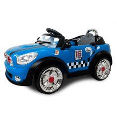 Samochodzik elektryczny MINI NOOGIE niebieski