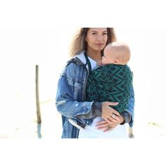 Bær din baby perfekt for jer begge Baby Wearing, Emerald, Jackets, Baby Slings, Black, Style, Fashion, Bebe, Fabrics