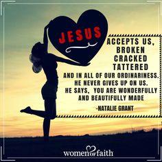 Quote from Natalie Grant www.womenoffaith.com