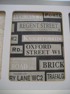 Wallpaper ideas - Street signs