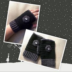 Ravelry: Hikers mittens pattern by Lena Kristine Kvile