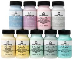 Plaid FolkArt Home Decor Chalk Paint