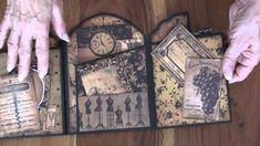 109 - The vine gate - mini album by Alena Hudacona on YouTube