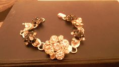 Vintage jewelry bracelet  SOLD All pieces are one-of-a-kind, orders are accepted. Contact: Kama Darr, ckdarr@comcast.net