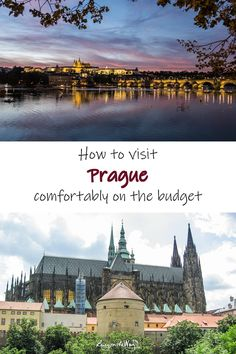 Budget travel research can get you to Prague pretty fast, it is still one of the cheapest cities in Europe.and one of the most beautiful ones. So read, how you can visit it on the budget while it is still an unknown gem. Cheap Travel, Budget Travel, Visit Prague, Cities In Europe, Beautiful One, Czech Republic, Budgeting, Mansions, House Styles