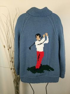 33818a8a56fe8 52 Best Vintage Golf Sweaters, Suit You to a Tee images in 2019 ...